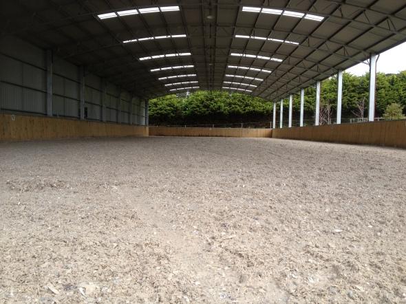 Horse Arena Soiltex